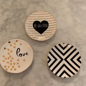 Pottery Barn Jewelry Dishes